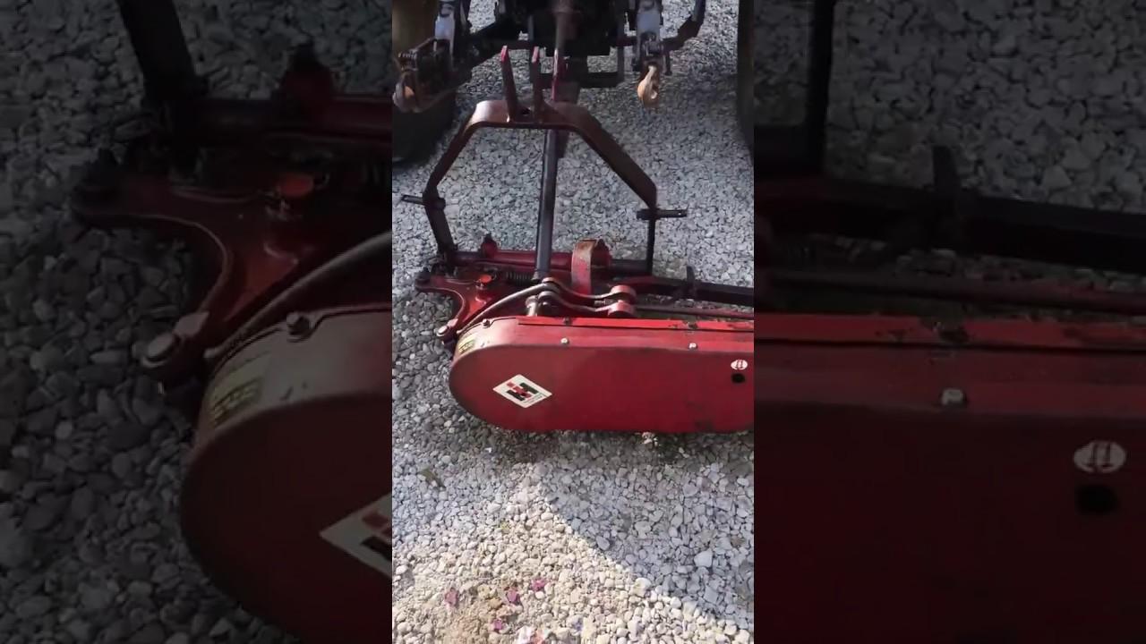 International 1300 sickle mower For Sale $1795