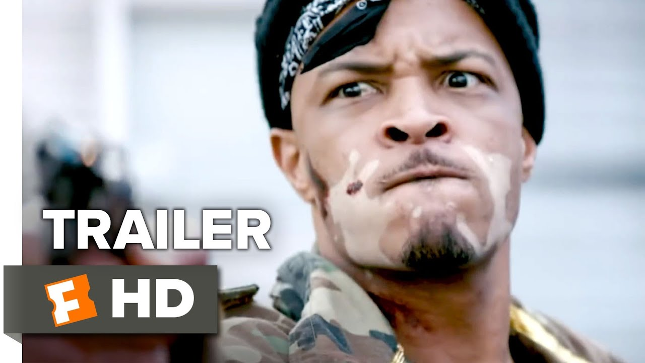 TI, Wesley Snipes And Terrence Howard Navigate The Streets