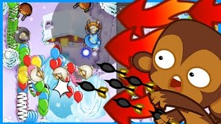 Bloons TD Battles - FASTEST GAME MODE EVER! SPEED BATTLE! - BEST BTD Battles Game Mode Ever!