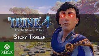 Trine 4: The Nightmare Prince - Story Trailer | Xbox One