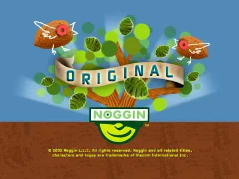Noggin Originals Logo 2002 Youtube