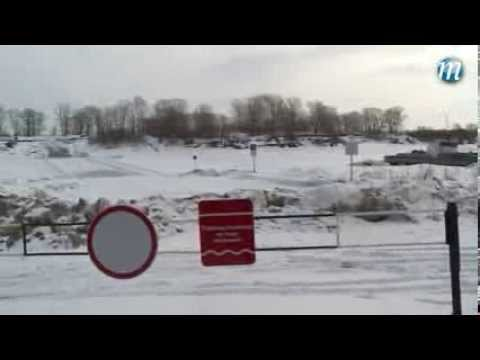 В Ярковском районе закрыли последнюю ледовую переправу