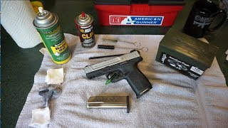 Video Smith & Wesson SD9VE Field Strip and Clean! download MP3, 3GP, MP4, WEBM, AVI, FLV Januari 2018