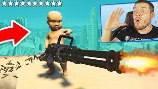 GTA 5 als BABY spielen!