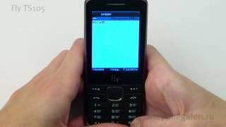 видео Сравнение и обзор телефонов на 3 сим карты:  Fly TS105 и Explay Blade