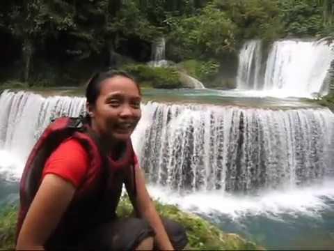 PINIPISAKAN FALLS THE MOST BEAUTIFUL WATER FALLS IN THE PHILIPPINES