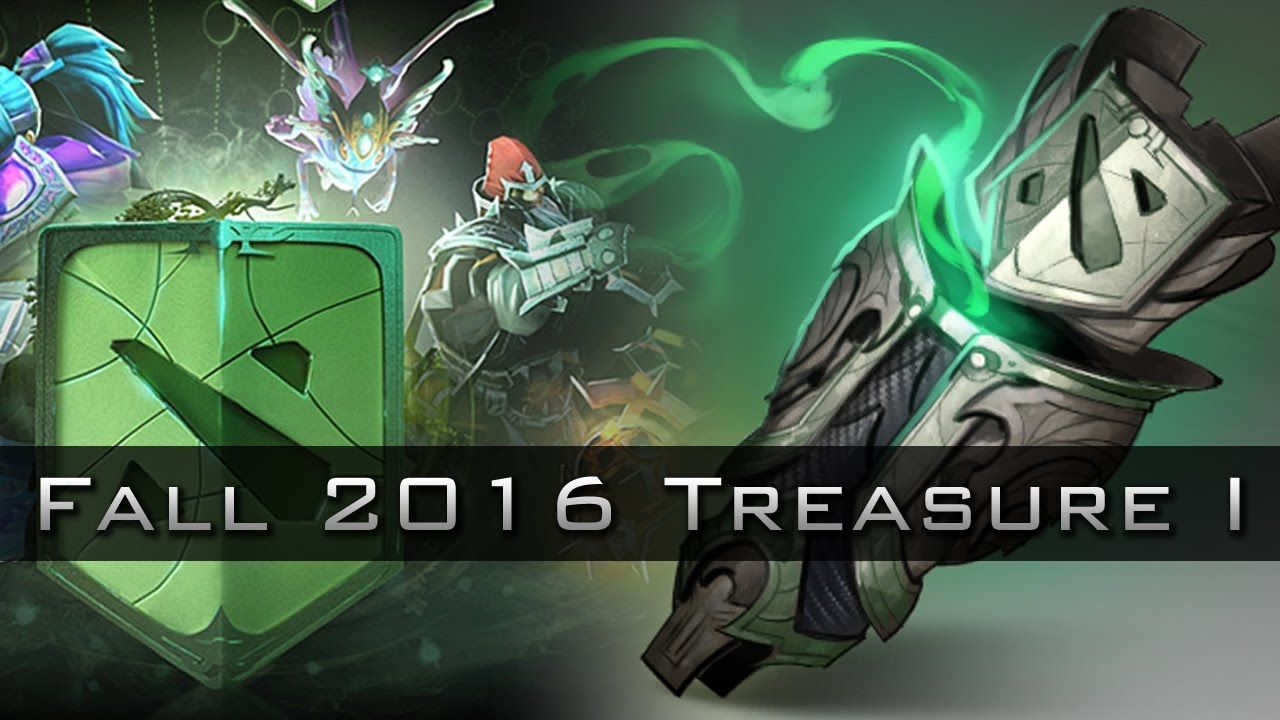 Hasil gambar untuk dota 2 Fall 2016 Treasure I