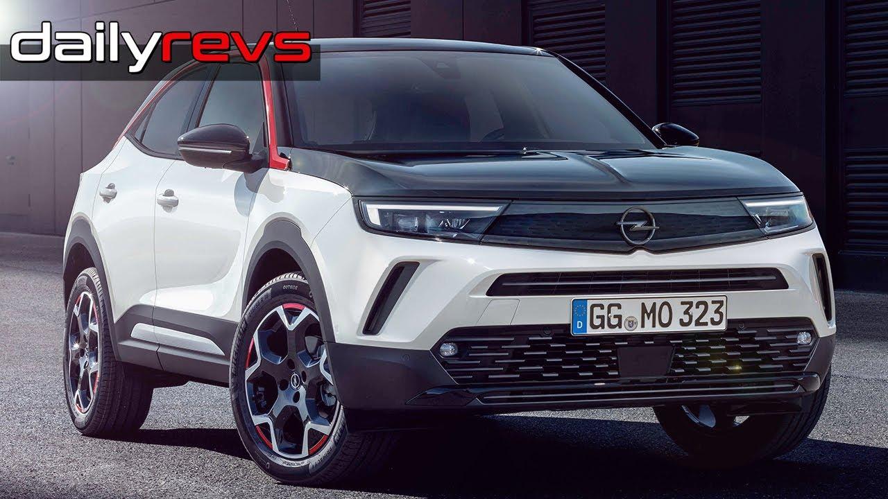 2021 Opel Mokka | Driving & Specs