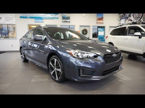 2017 Subaru Impreza Sport Walkaround