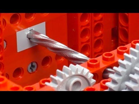 Can Lego BREAK A Steel Axle?
