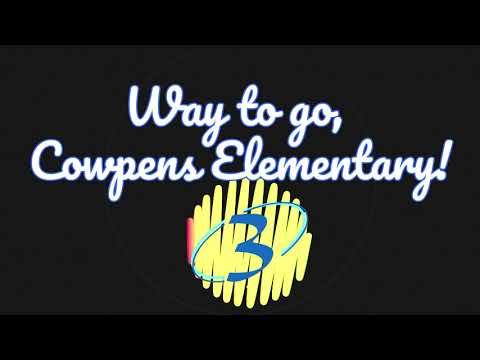 Spotlight on 3: Cowpens Elementary School's Reverse Field Trip