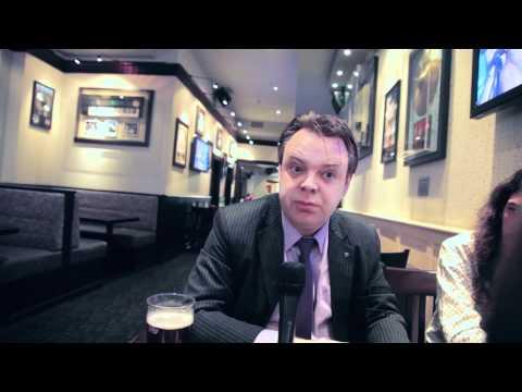 Rick Falkvinge at Hard Rock Café, Prague, complete interview