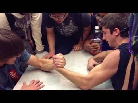 Stuyvesant High School Arm Wrestling