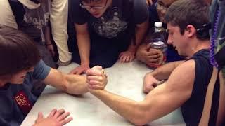 High School Arm Wrestling