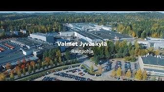 Valmetin Jyväskylän yksikkö