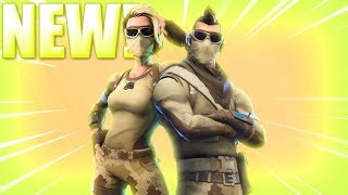 *NEW* ARMADILLO & SCORPION SKIN! FORTNITE NEW SKINS! (Fortnite)