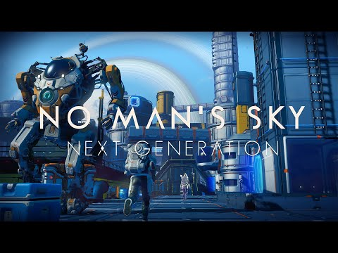 No Man's Sky Next Generation Trailer