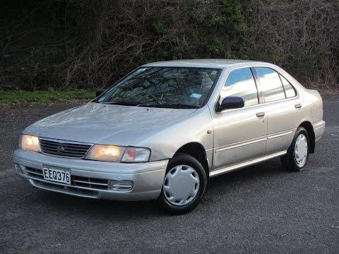 Auto nissan sedan videos 1991 - Video nissan pulsar 1991 ...