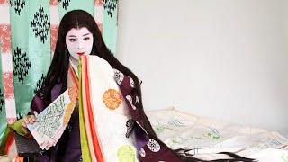Junihitoe transform experience in Kyoto