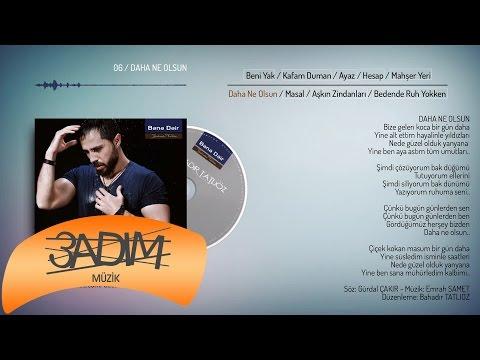 Bahadır Tatlıöz - Daha Ne Olsun (Official Lyric Video)