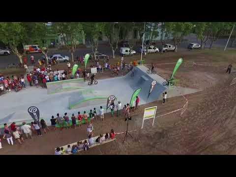 Inauguración del Skatepark en Saladillo   Deporte de la provincia de Buenos Aires