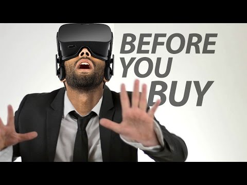 Oculus Rift Reveal - Step Into Rift