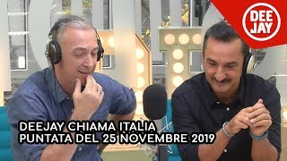 Deejay Ten Roma, Black Friday e Marco D'Amore di Gomorra: rivedi la puntata