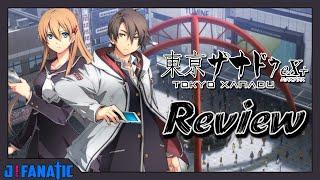 jRPGFanatic Review || Tokyo Xanadu eX+ [PS4]