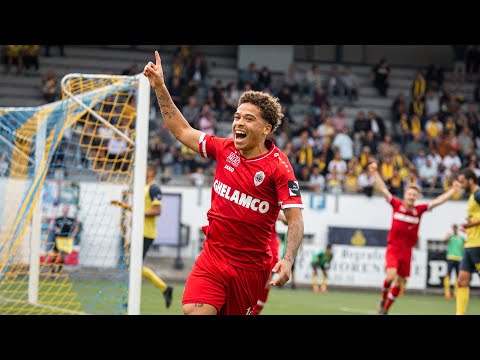 Royal Union SG Antwerp Goals And Highlights