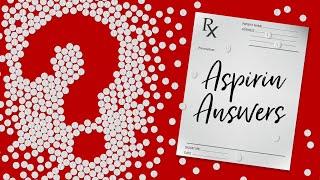 Aspirin Answers