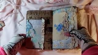 Vintage Bag Junk Journals,  Mothers Day Theme