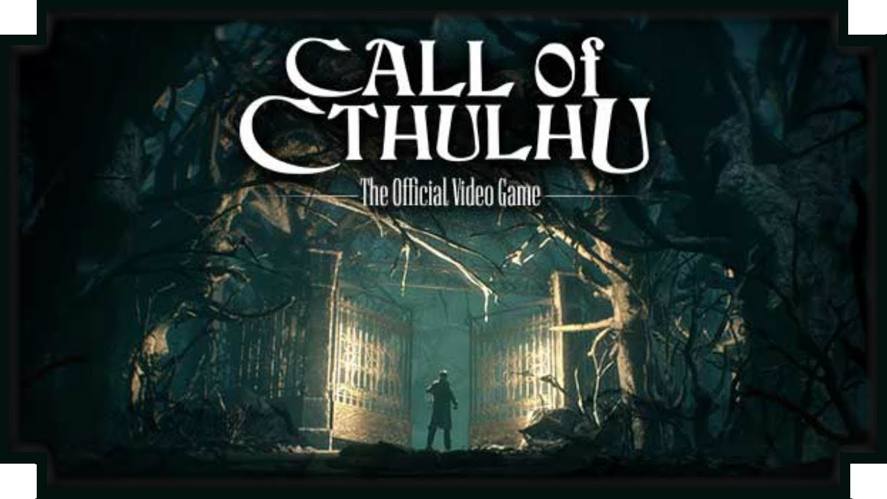Call of Cthulhu - (Lovecraft Detective Adventure Game)