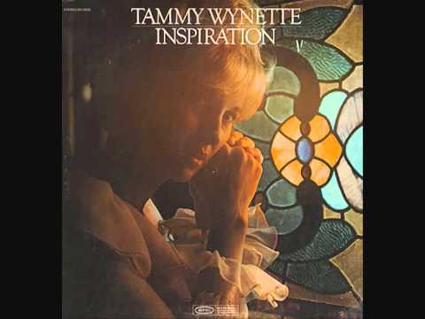 tammy wynette, just a closer walk with thee