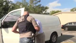 ICE Arrests Criminal Aliens During Operation No Safe Haven 2018