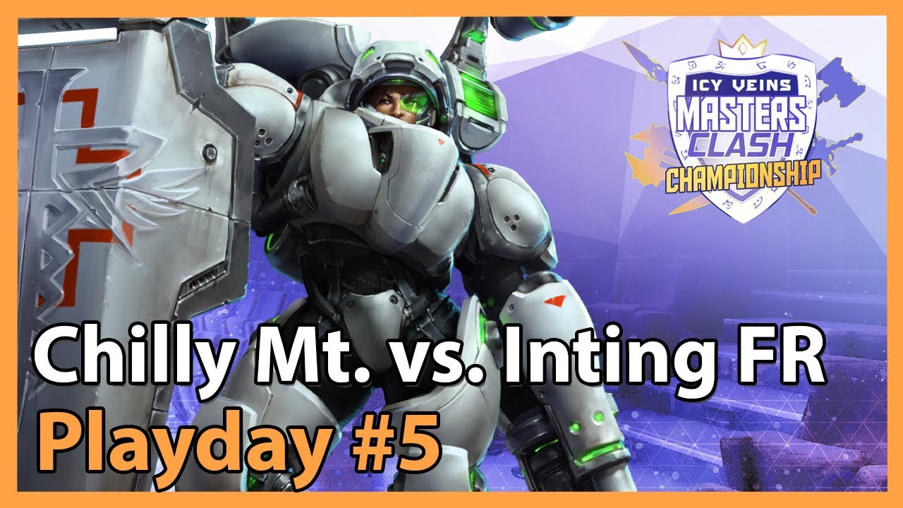 Chilly Mountain vs. Inting for Ruby - MC - Heroes of the Storm