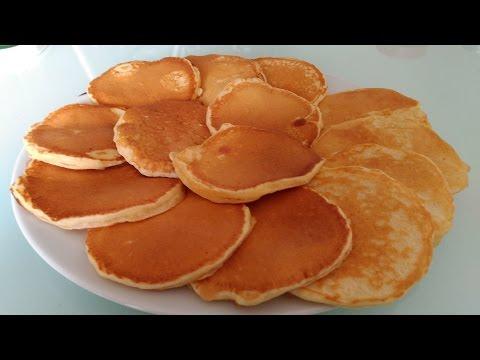 Kahvaltılık Pankek (Krep) Tarifi