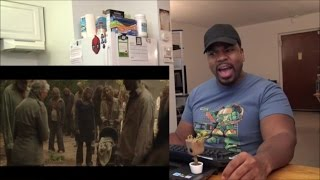 The Girl with All the Gifts Official Trailer #1 REACTION!!!