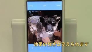 TRIGRAFF / iPhoneアプリ