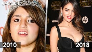 10 mexicanas que con los años se pusieron hermosas