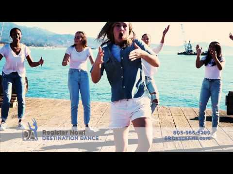 Destination Dance Summer Camp in Santa Barbara