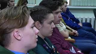 Диалог на равных: самарские студенты встретились с Владимиром Кириленко