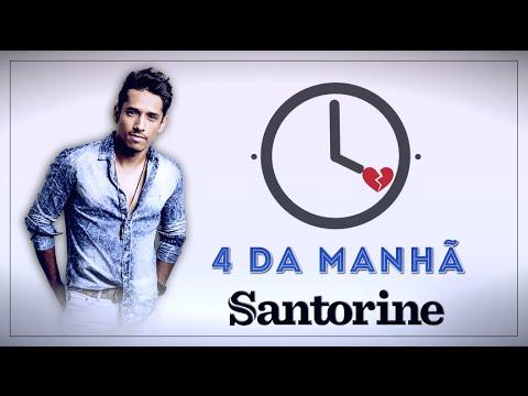 Santorine - 4 Da Manhã