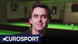 A New Nickname for Ronnie O'Sullivan? | Snooker | Eurosport