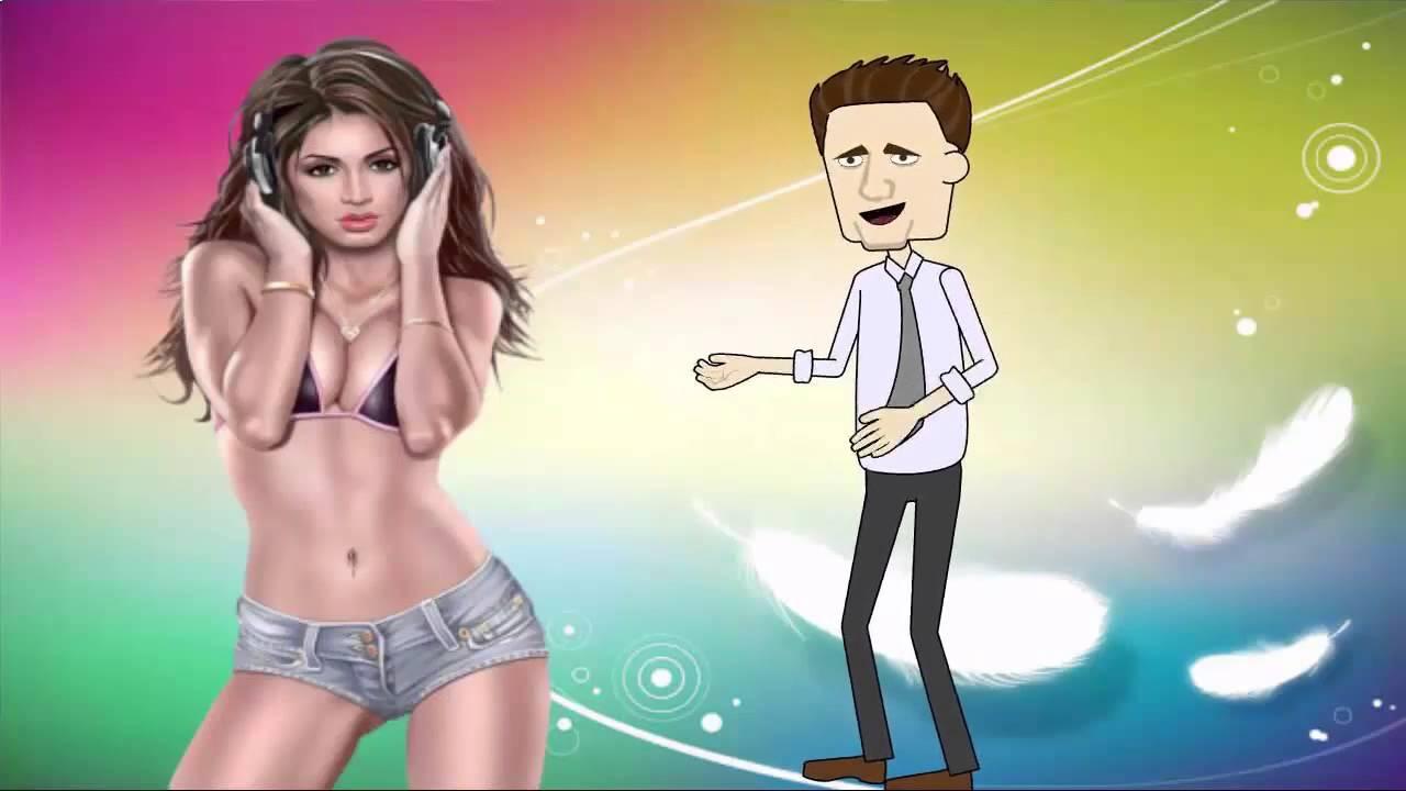 Прикольные Мультики про Секс, 4 Серии Прикольных Смешных Сексуальных Мультиков | Проги для Заработка на Автомате