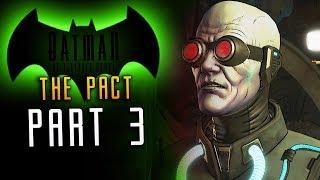 BATMAN The Pact Walkthrough - Part 3 Cold Impressions
