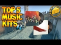 CS:GO - Top 5 Music Kits #2