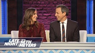 The Meyers and Ashe Families Face Off in the Newlywed Game