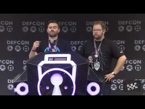 DEF CON 24 - NG9-1-1: The Next Generation of Emergency Ph0nage