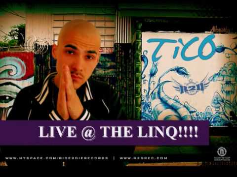 TICO LIVE AT THE LINQ - SAT JAN 23, 2010.wmv
