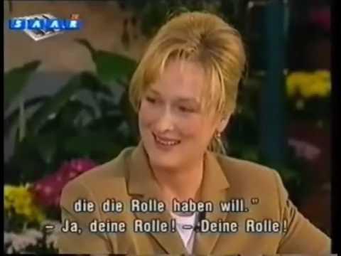 Meryl Streep & Renée Zellweger - The Oprah Winfrey Show (1998)